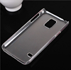 For Samsung Galaxy S5 mini Back Cover,Crystal Hard Shield Case,Transparent Housing Case