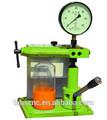 Nt-1 inyectores diesel de calibración de la máquina para el inyector de reparación