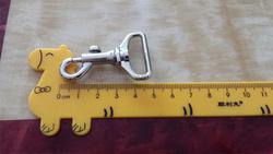 Safety swivel metal snap hook,dog hook,dog clip for handbag