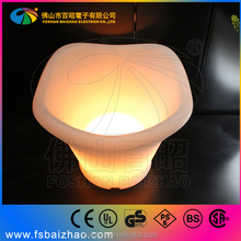 Light beer Bucket/LED Ice Cooler/Glow wine Holder from China