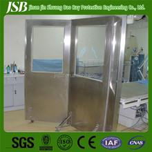 radiation shielding lead barrier