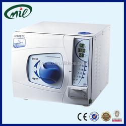 Unifies the European B level portable autoclave pressure steam sterilizer/portable dental autoclave sterilizer
