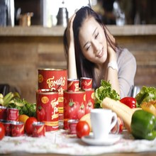 Tin cans for tomato paste ,concentration ,professional factory for many years