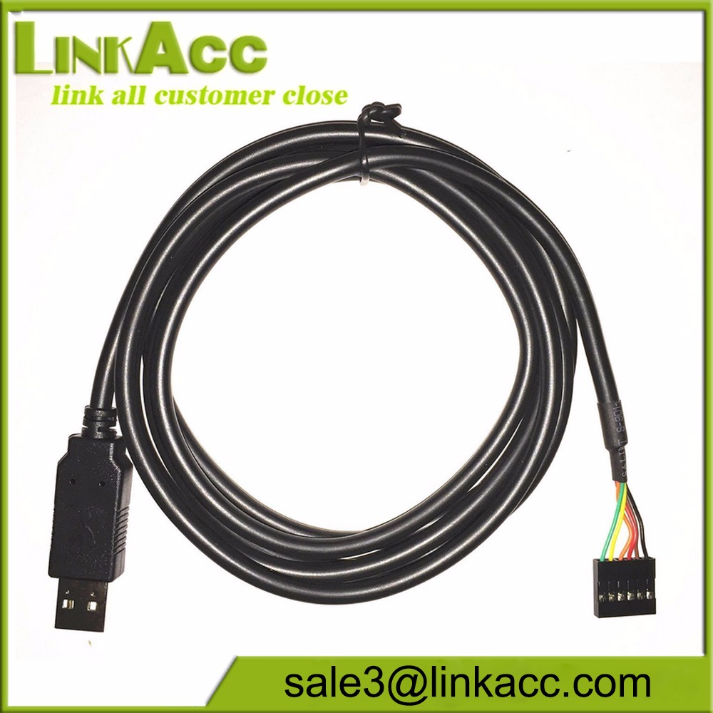 Ftdi Chip Usb To 33v Ttl Uart Serial Cableconnector End15mttl Cable Wiring Diagram Connector End