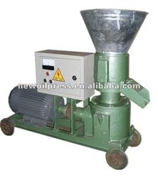 maize or soya meal poultry feed granulator