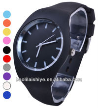 silicon wristband usb watch