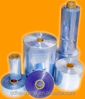 PVC shrink film for packing