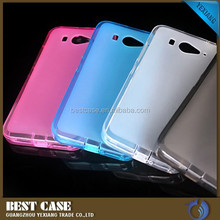 mobile phone case for lenovo a536, 2015 new arrival jelly design soft tpu case