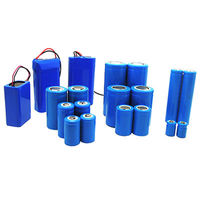 Customized Rechargeable 18650 lithium ion battery pack ,Rechargeable Batteries,Storage Batteries