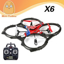 China manufacture Syma X6 UFO RC Helicopter with light