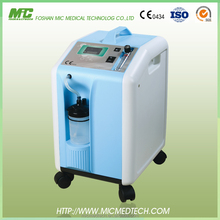 home/hospital use electrical flowmeter 3L/5L/8L/10L oxygen concentrator with CE