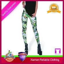 OEM new arrival high quality eco-friendly spandex bamboo fiber stylish quick dry yoga pants