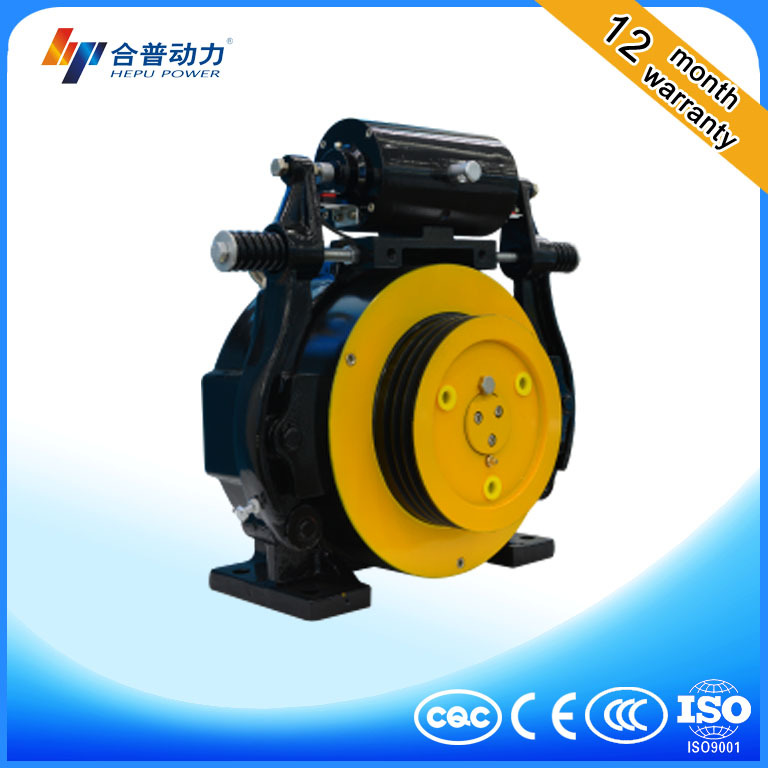 250kg home elevator Drum Brake pm traction machine car lift motors