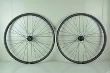 Roue pneu de vélo de montagne de carbone vtt/essieu tubulaire 26/27.5/29er roues de vélo de montagne