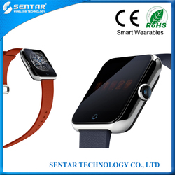 A smart phone mtk 2502 smart watch phone android ios smart watch mobile phone