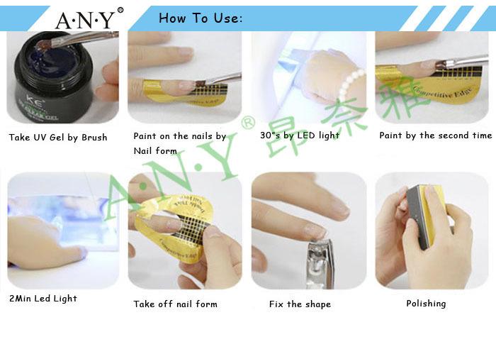 Any Nail Art Beauty Drawing Fine Skinny Hair Micropaint Nail Polish
