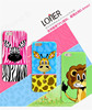 Animal series colorful painting ultra slim light perfect fit case for iphone 6 plus