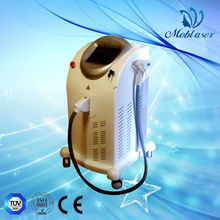 Newest model 808nm salon equipment laser hair removal