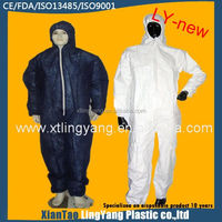 disposable overall for workwear