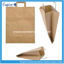 Wholesale cheap high quality fashion non-woven foldding shopping bag