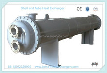 Oversea After-Sales Service A179 Material Twist Tubular Shell and Tube Heat Exchanger