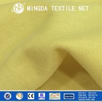 EN 388 -cut 3 1414 high quality kevlar fabric cut resistance knitted para aramid fabric for gloves