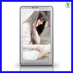 MTK8321 Dual Core Dual 3G SIM PC Tablet WIFI GPS BT FM 7 inch Made In China Competitive Price Tablet PC