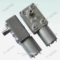 12v worm geared motor