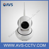 Home Smart Camera with 3.6mm Two-way Audio and Dual Stream P2P CCTV Cameras with PTZ Function
