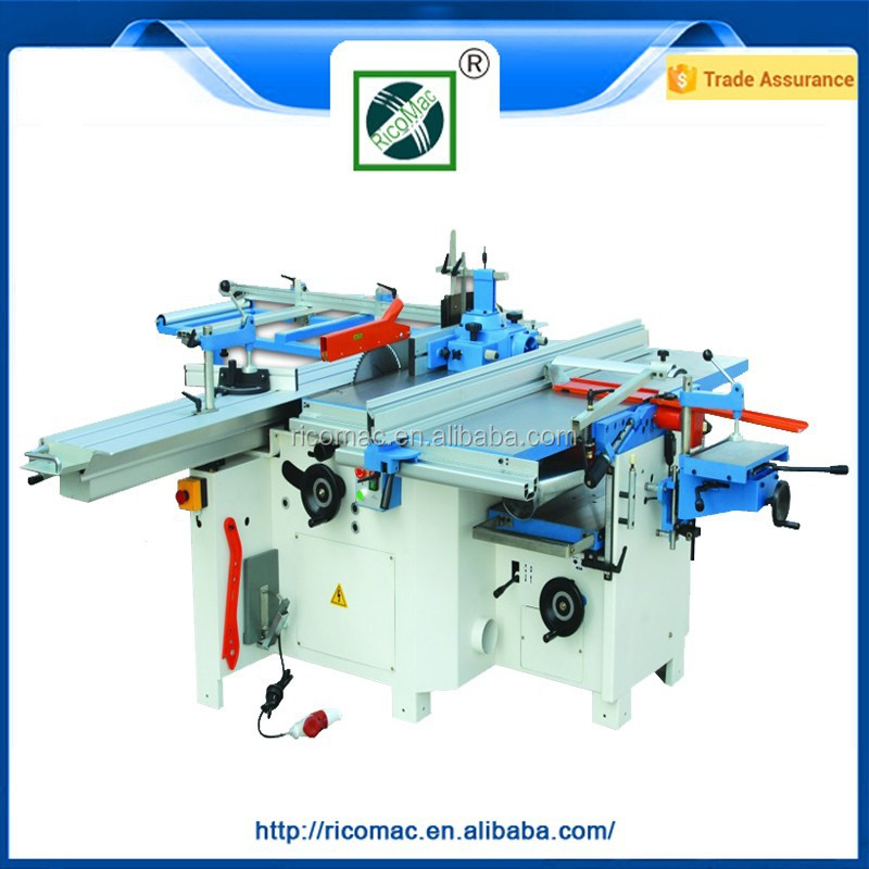 Unique Combination Woodworking Machines 5 In 1