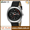 2015 Luxury Fashion Geneva Watch Stainless Steel Back Customized Design Men Watch