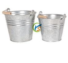 Galvanized Steel ice Bucket,beer cooler