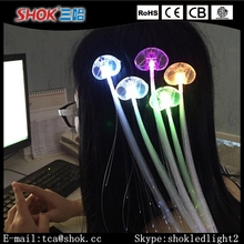 Hot Selling Beautiful Party Decoration of LED Flashing Hair Clips