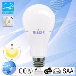 Energy Star dimmable 12v 8w led car bulb 6 watt 9 watt