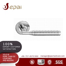 Hot Sale Stainless Steel Door Lever Handle/Dot Surface Treatment EA-6372