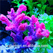 2014 China Supplier new products resin coral wholesale on aquarium