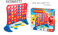 Connect four games, plastic game toys ,kids educational toys