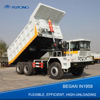 YUTONG 60 Ton New 10 Wheel Dump Truck Capacity