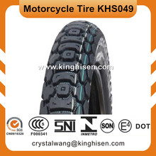 motorcycle tire 3.00-17 good quality high rubber