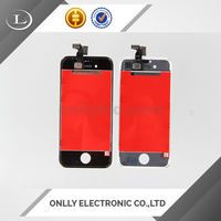 lcd screen display and Touch Screen digitizer Assembly Front Lcd glass screen For Iphone 4s