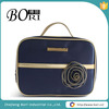 wholesale flower satin cosmetic bag