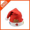 2015 New Hot Sale Felt Santa Christmas Decoration Hat