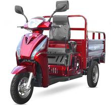 110cc gasoline motor tricycle motor roda tiga for elderly people EEC certification
