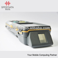 Industrial PDA with fingerprint reader mobile device manufacturer in China Low price
