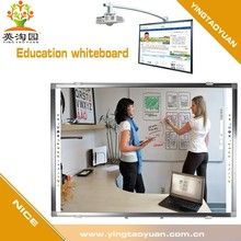 customs OEM factroy infrared multi touch electronic whiteboard