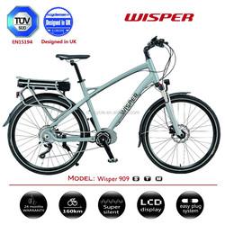 2015 new crank motor bike,electric middle motor bike designed in Europe