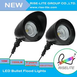 Famous manufacturer led lights alibaba express 5000k/5700k with meanwell driver LED Bullet Flood Lights