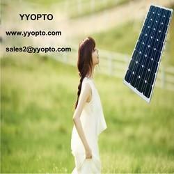 High effective solar panels 100 watt