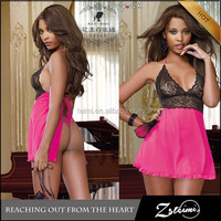 2015 Latest Women Sexy Nighty Dress Lingerie Pictures Of Sexy Nightwear