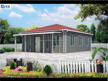 Prefabricated homes China Manufacturers, steel structure prefab house, prefab villa for residence